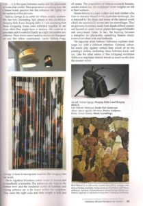 The Inside-Out exhibition reviewed in Ceramics: Art & Perception journal, 2011
